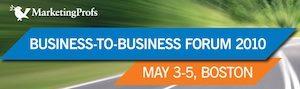 B2B Forum Boston Logo