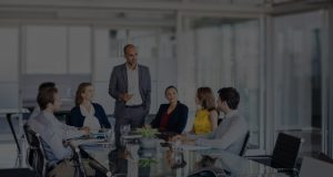 B2B Marketing Meeting